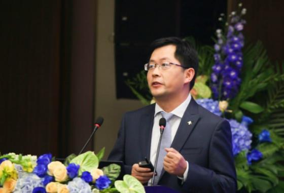 碧桂园集团副总裁兼人力资源管理中心总经理彭志斌