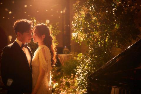 新娘是我,往后余生只有你,祝唐嫣新婚快乐