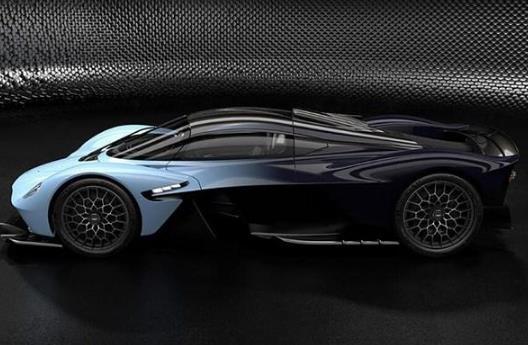 阿斯顿·马丁Valkyrie最新官图 采用F1风格驾驶室