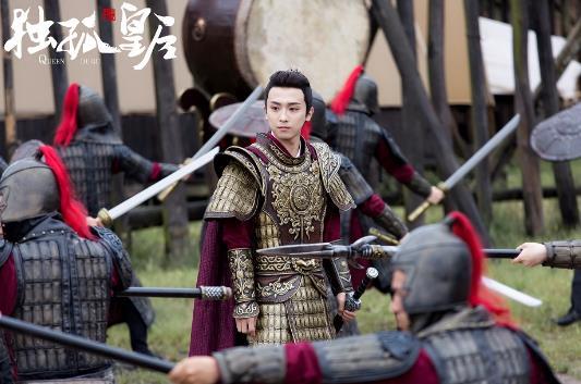 古装巨制《独孤皇后》强势开播 李政阳上阵杀敌英勇救兄